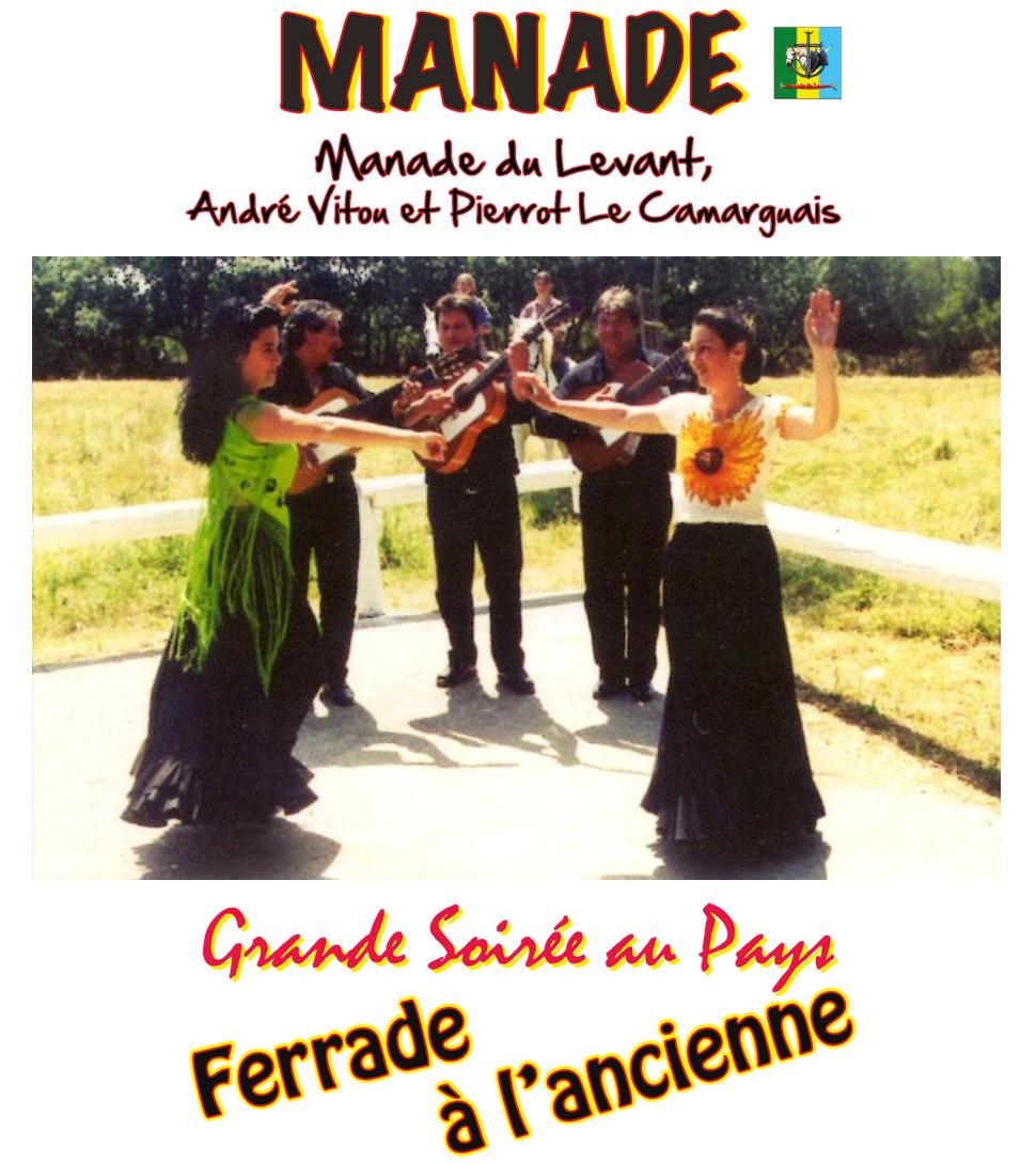 Manade spéciale soirée Camarguaise gipsy et Flamenco d1435f8c888